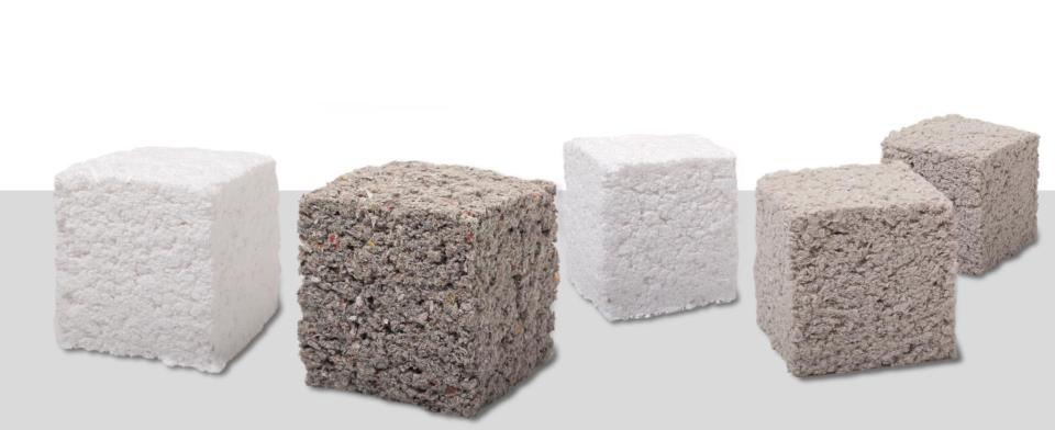 aislamiento ecológico celulosa