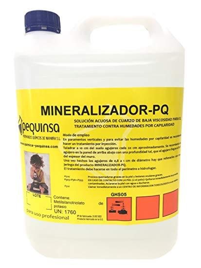 mineralizador PQ