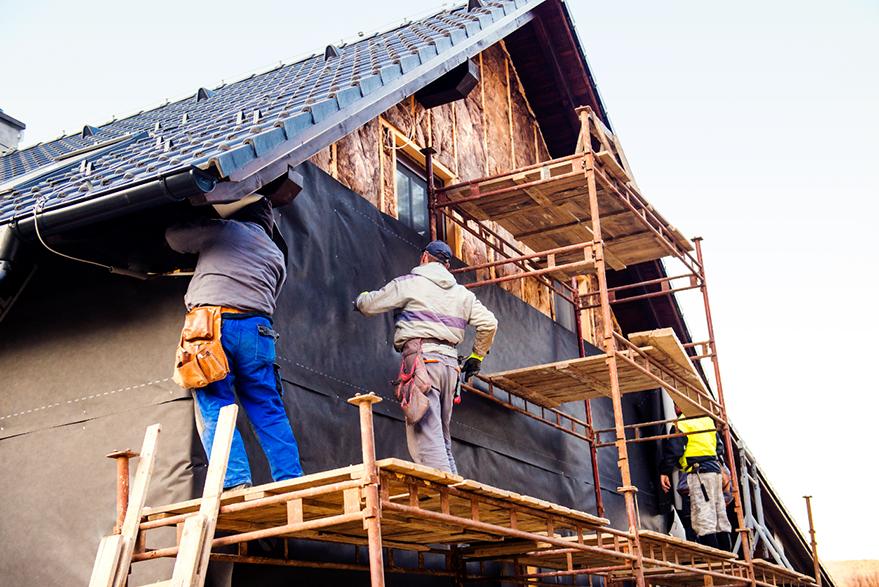 Aislamiento térmico en viviendas unifamiliares